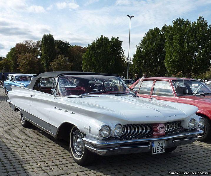 Фотографии Buick Electra Riviera 1959-1960